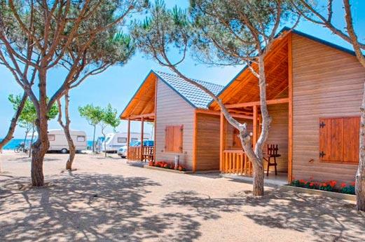 Camping Bon Repos voorkant