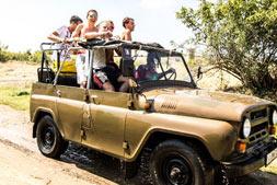 jeep malgrat de mar