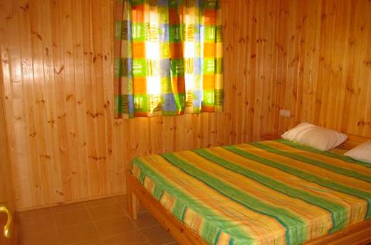 Bungalows Bon Repos slaapkamer